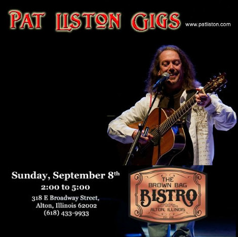 Pat Liston 9-8-19