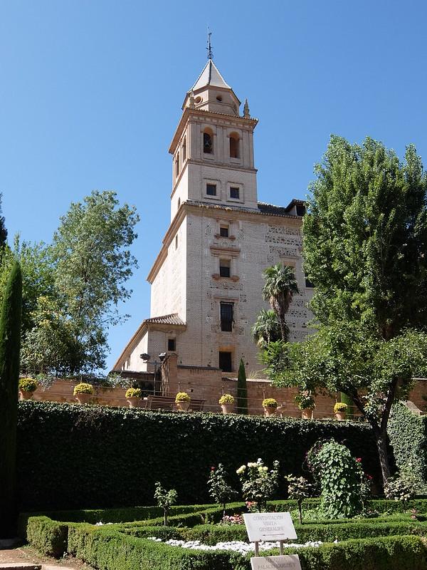 Альгамбра - Санта Мария де ла Альгамбра