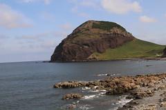 Futatsu Game, the Island of Two Turtles in Sado Island