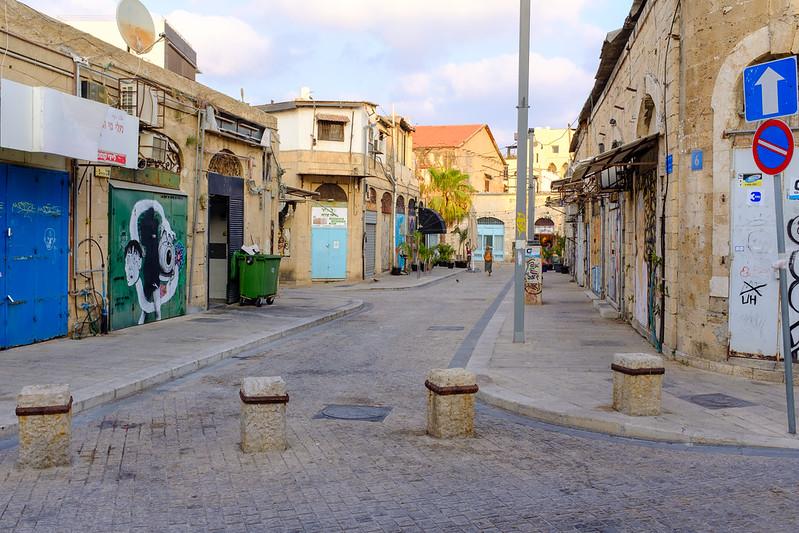 Tel Aviv-Jaffa - 23 mm - f/8 - 1/80 - ISO 400