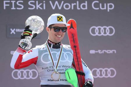 Marcel Hirscher ukončil kariéru!
