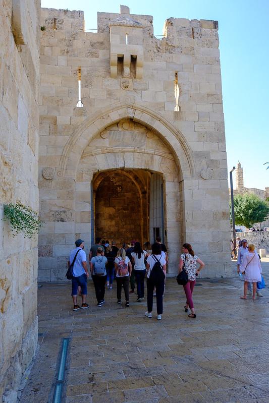 Jerusalem - 16 mm (24 mm) - f/8 - 1/75 - ISO 200