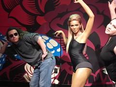 Beyonce at Madame Tussaud's