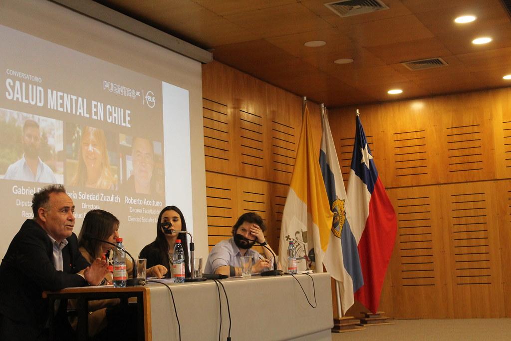 Conversatorio Salud Mental en Chile