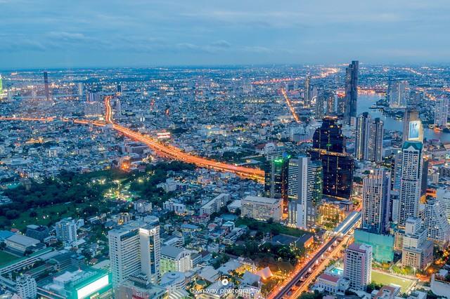 As high as it gets in Bangkok