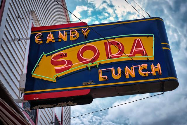 Candys Back