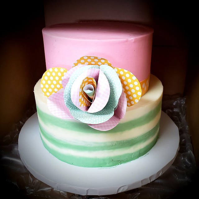Cake by Sweetness Cakery