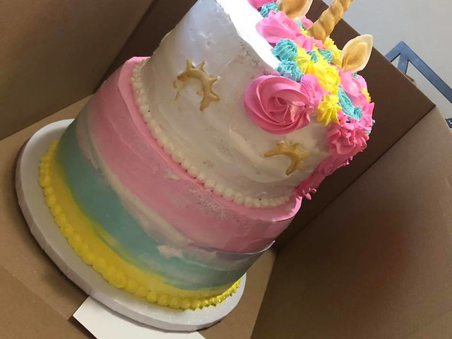 Unicorn Cake by Stephie's Sweet Tooth