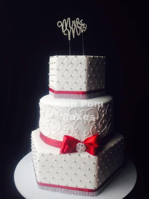 Cake by Pom Pom Cakes