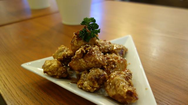 韓式炸雞@樂七堂醬式炸雞景安店