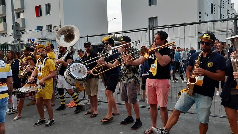 La Rochelle vs Stade - 31 août 2019