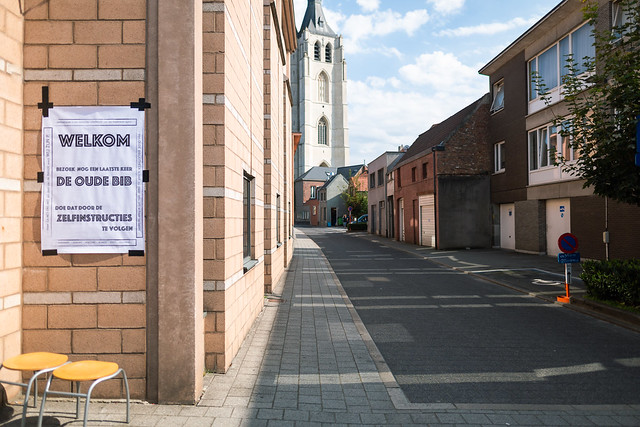 Het Predikheren Opent: De Parade zaterdag 31.08.19