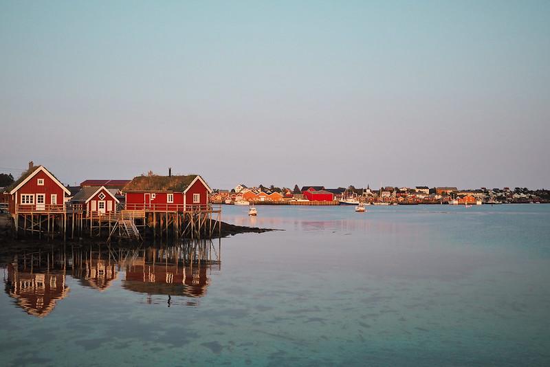 ihastuttavat kalastajakylät norjassa