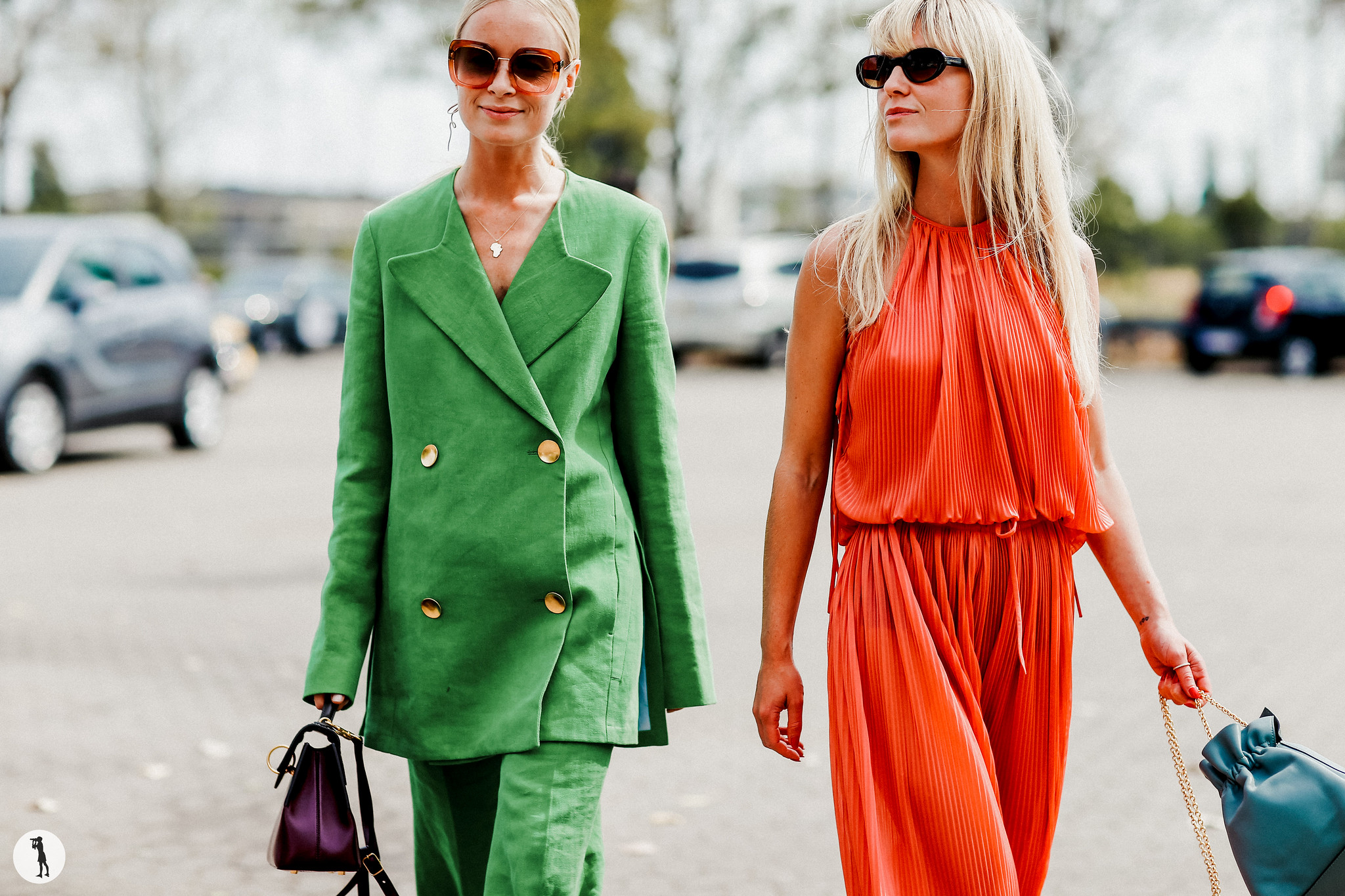 Thora Valdimars and Jeanette Friis Madsen - Copenhagen Fashion Week SS19 (3)