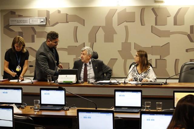 04/09/2019 Comissão de Reforma Agrária e Agricultura