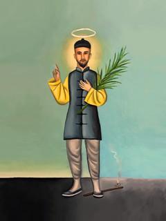 Saint Mark Ji Tianging