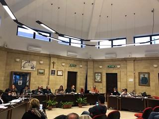 Consiglio comunale Cassano