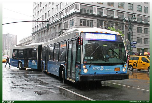 2012 Nova Bus LFS Artic