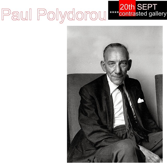 Coming soon to ****contrasted gallery here on Flickr, the photography of Paul Polydorou!