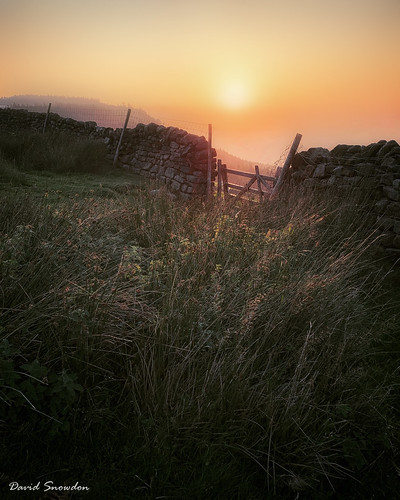 landscape northyorkmoors scarthnick northyorkshire iphonexr iphone sunset clevelandway