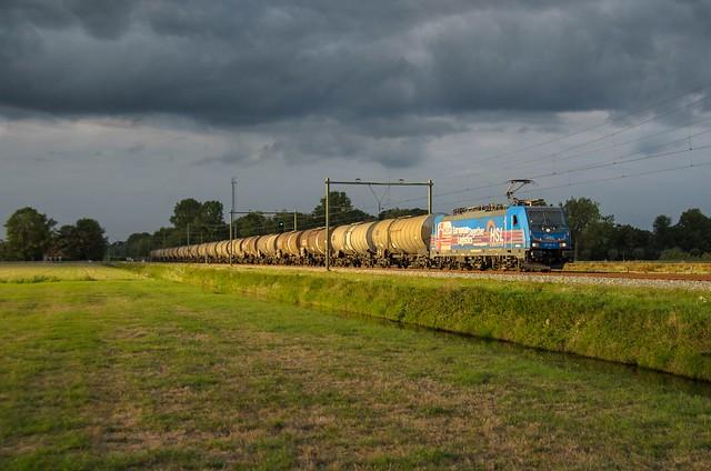 HSL 186 381, Arnhem-Zuid