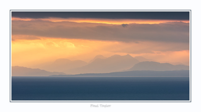 Dawn Over Wester Ross