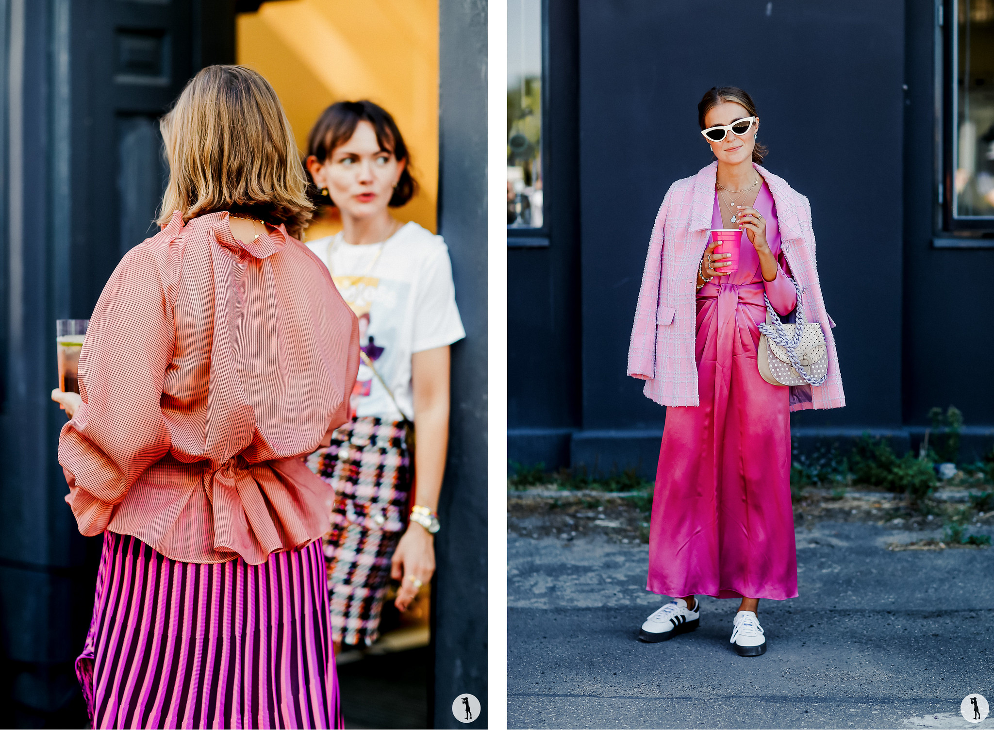 Street style - Copenhagen Fashion Week SS19