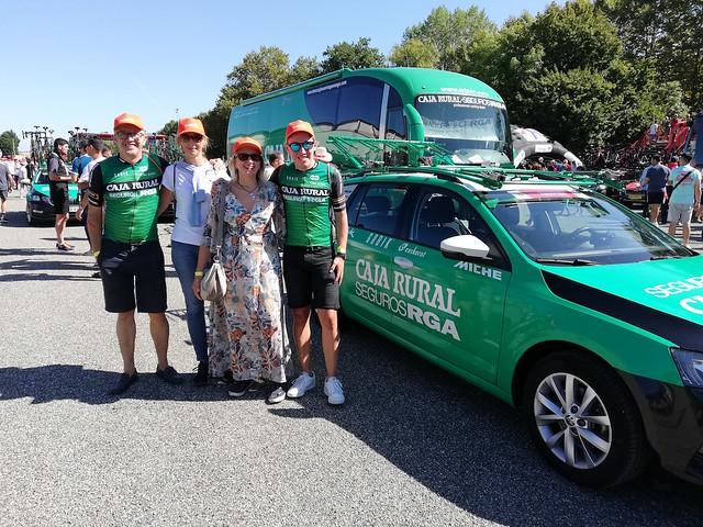Etapa 11 La Vuelta 2019 (Saint Palais - Urdax)