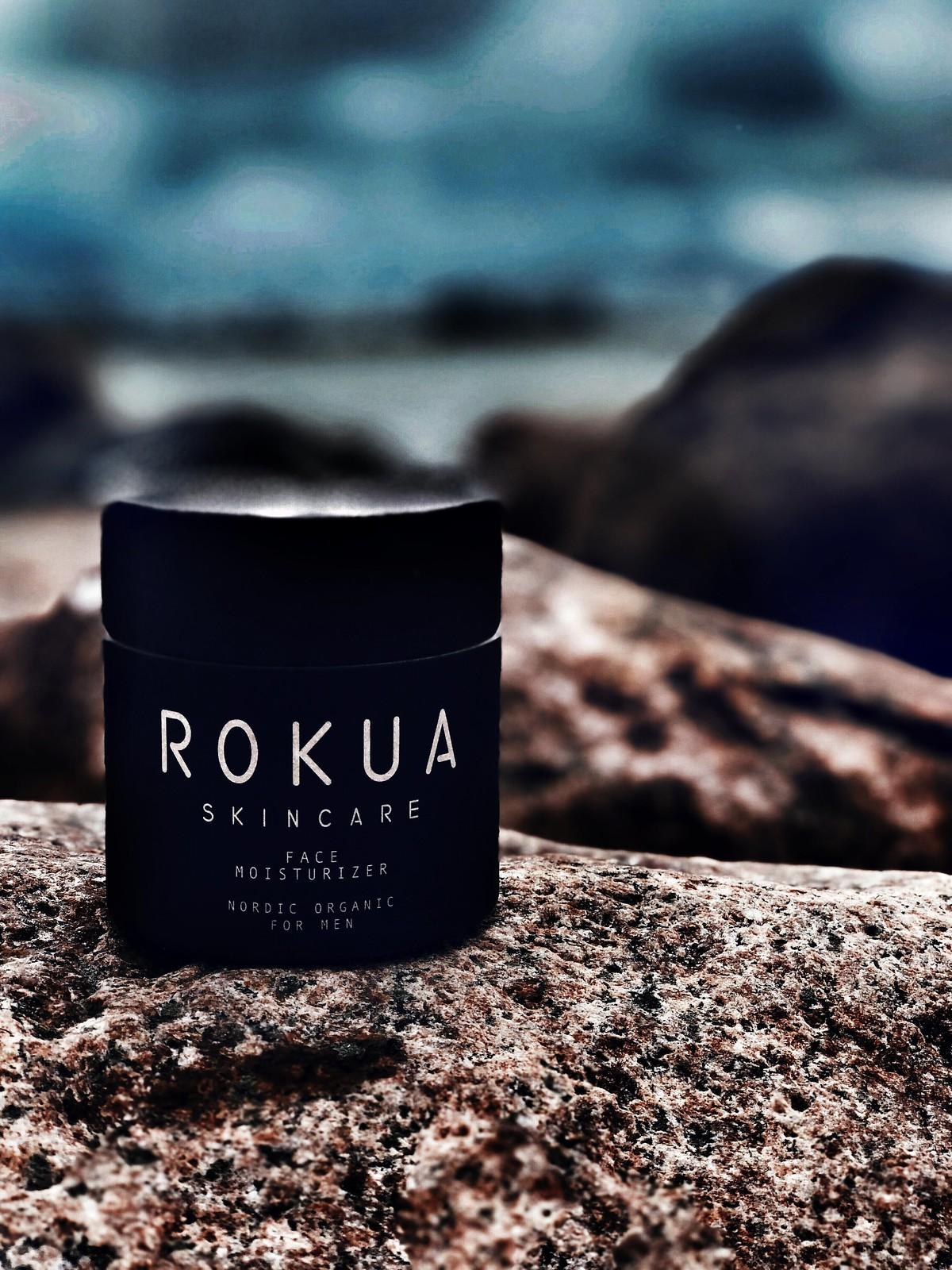 Rokua-kasvovoide
