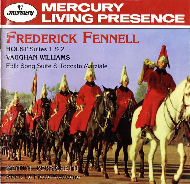 Holst/Vaughan Wiliams: British Band Classic