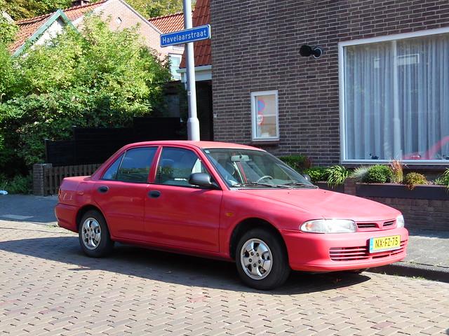 1996 Mitsubishi Lancer 1.3 GLi