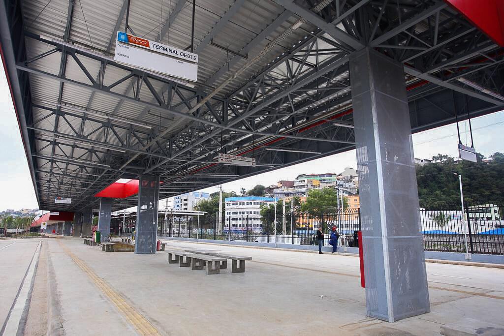 Implantação do Terminal Rodoviário Oeste