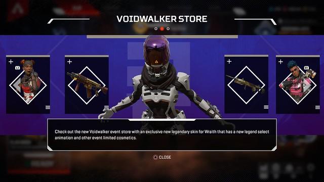Voidwalker Store