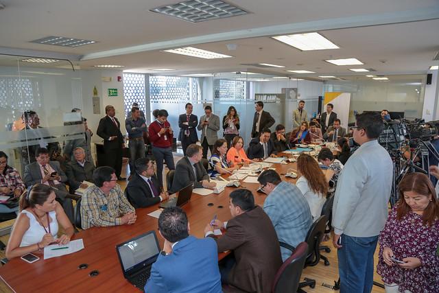 Comisión Ocasional para Vigilar el Cumplimiento de las Obligaciones del Estado con los jubilados