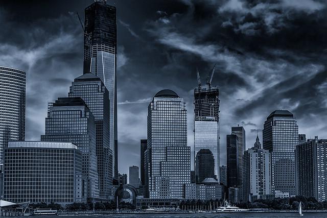 Manhattan / Hudson River