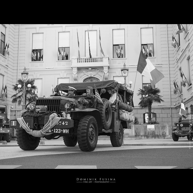 US Army at Villefranche :) [France]