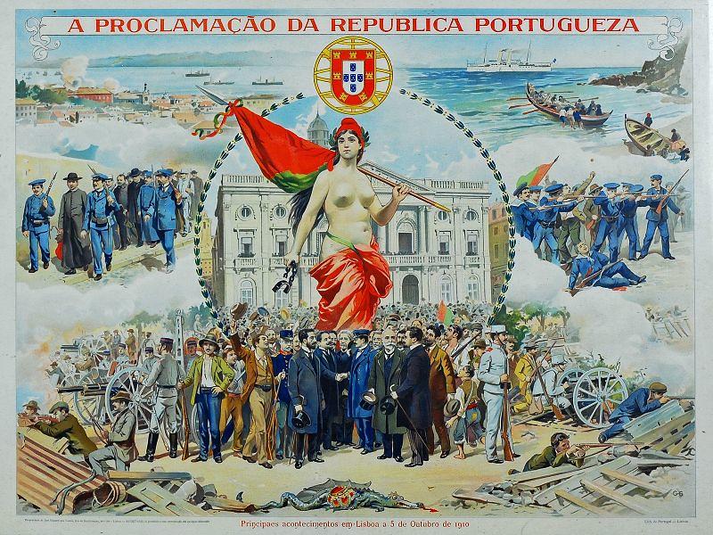 Imagem V - httpswww.bestnetleiloes.comptleiloesvarios-84a-proclamacao-da-republica-portuguesa
