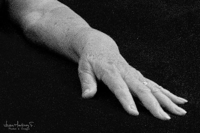 Grandma's Hand