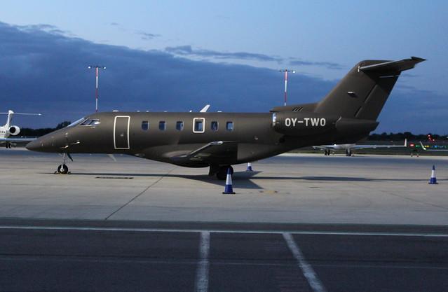OY-TWO Pilatus PC-24