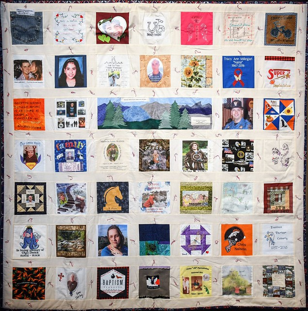 Donor Family Quilt 14