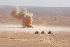 Desert Detonation