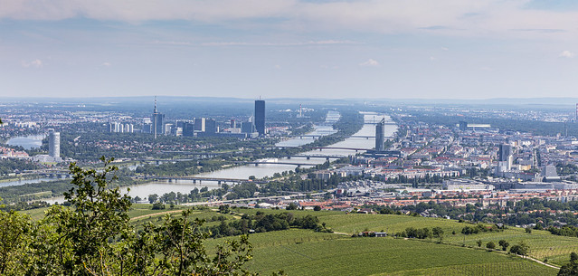 Viena desde Kahlenberg
