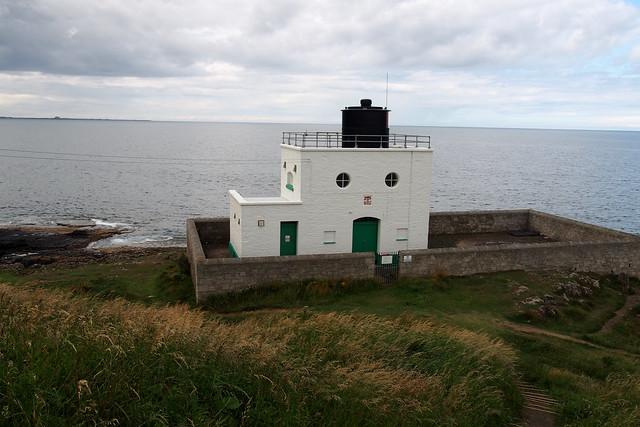 Lighthouse near Bamburgh