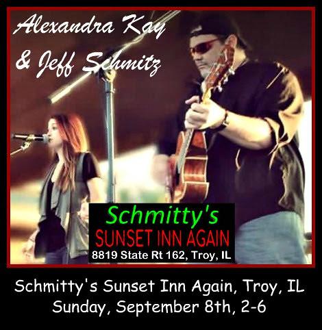 Alexandra Kay & Jeff Schmitz 9-8-19