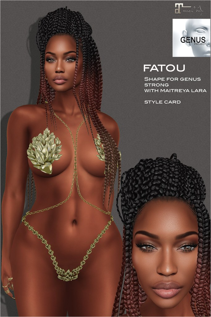 [Selene Creations] FATOU shape exclusive @ SWANK Event