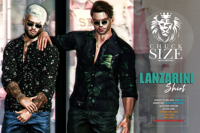 Lanzarini Shirt - @TMD l September 5th
