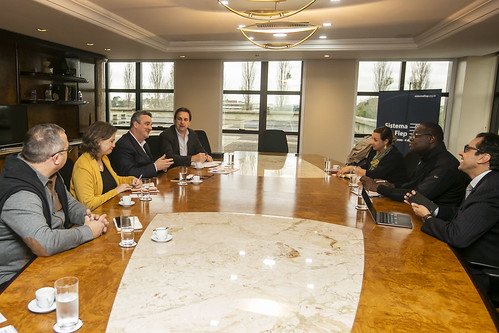 Reunião com Diretor da Divisão de Agricultura e Commodities da OMC