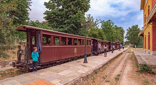 The Pelion Train - Το Τραίνο του Πηλίου