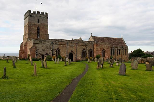 Bamburgh Church