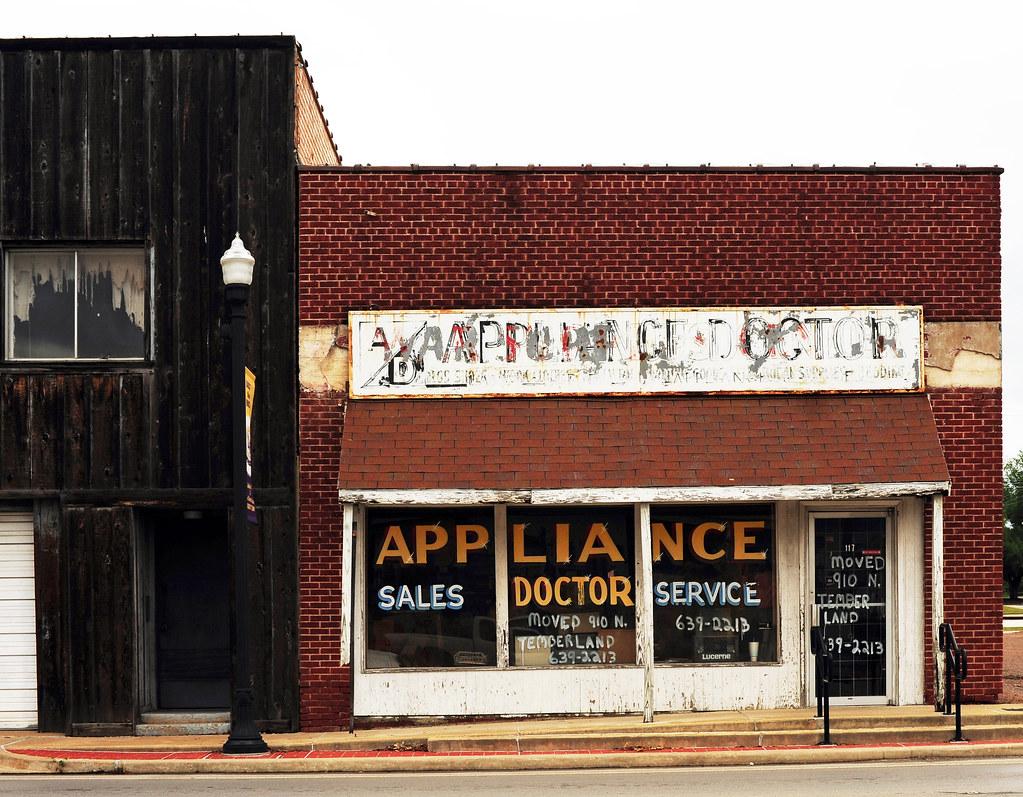 Appliance Doctor - Lufkin,Texas